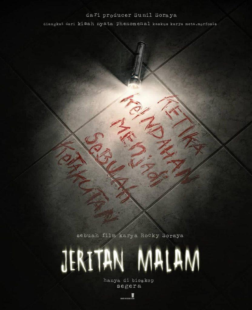 Segera tayang di bioskop film horor produksi Soraya Intercine Films