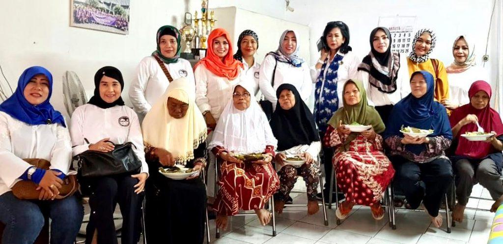 KPPI Jaksel berikan bantuan pada perempuan lanjut usia