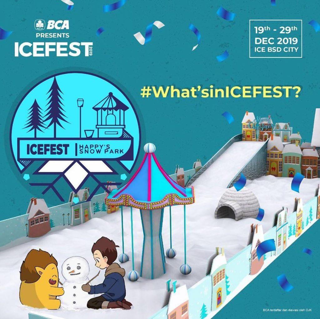 Instagram - ICEFEST 2019 di ICE BSD City, 19 - 29 Desember mendatang