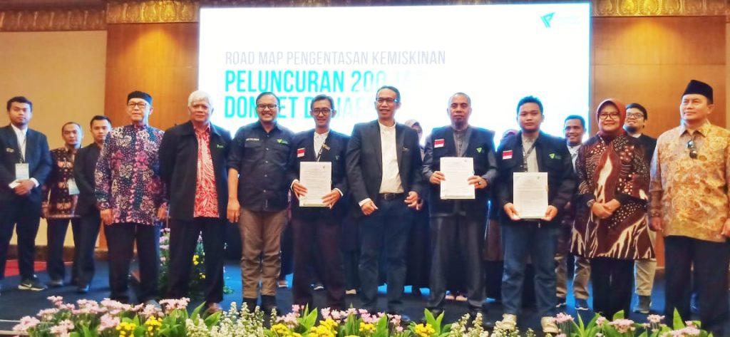 Foto Beb - Luaskan jaringan layanan, Dompet Dhuafa buka cabang di Sulawesi Selatan, Papua Barat dan Kepulauan Riau