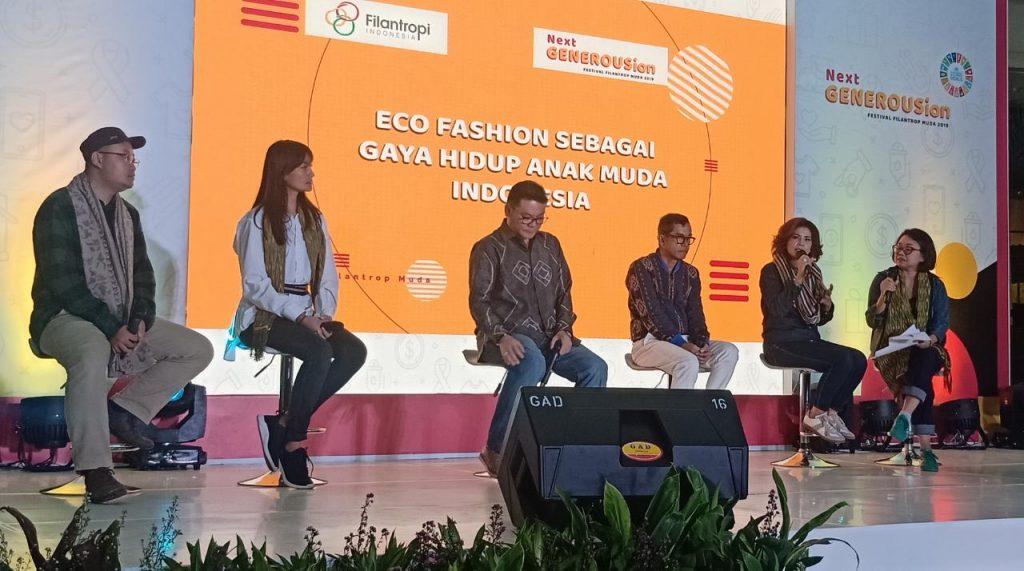 Foto Beb - Diskusi Eco Fashion Indonesia