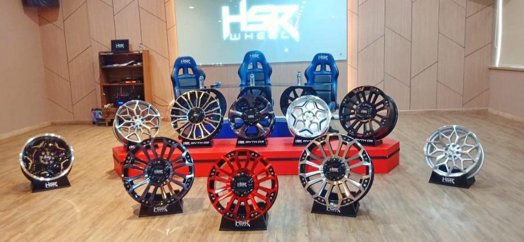 Foto Beb - MYTH Series HSR wheel, velg original design karya anak bangsa