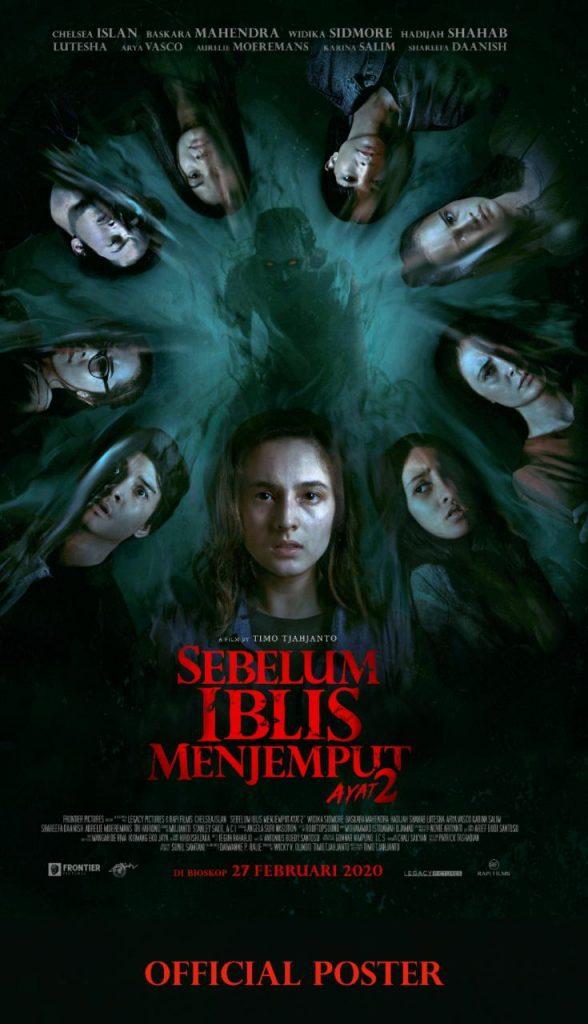 Poster 'Sebelum Iblis Menjemput (SIM) ayat 2'