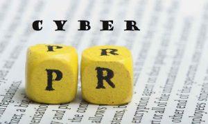 Ilustrasi Cyber PR