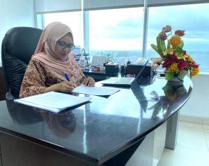 Direktur SPH dr. Selfi Farisha