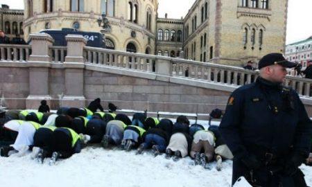 Penduduk Muslim Norwegia