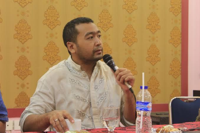 Wakil Gubernur Sumatera Barat Audy Joinaldy