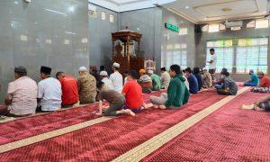 Jamaah Masjid As Sakinah
